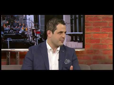 Eli Yufest talks about Toronto mayoral election on CP24