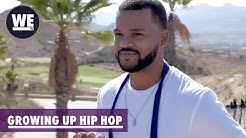 Boogie Calls From Rehab | Growing Up Hip Hop | WE tv