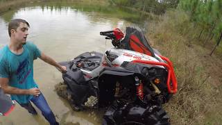 2016 Can A Can-Am Renegade PUT TO THE TEST
