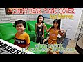 GUMMY BEAR PIANO COVER by Warren with dance of Kate and Jhelliane видео