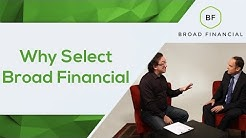 Why You Should Choose Broad Financial as Your Self-Directed Retirement Planning Platform