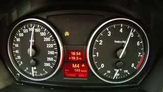425HP BMW N54 335xi 2nd Gear Kickdown / Highway Pull (2)