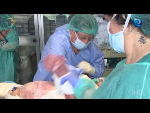 En Primera Línea - Las enfermeras de los Grandes Quemados