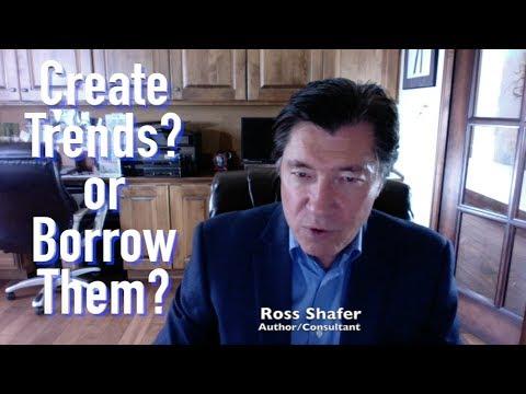 Trend Setter or Trend Follower | Ross Shafer| Leadership Speaker/Author