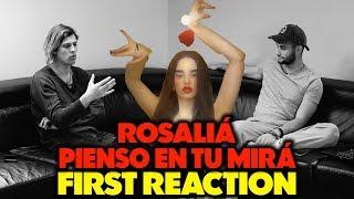 ROSALIÁ - PIENSO EN TU MIRÁ (CAP 3 CELOS) REACTION/REVIEW (Jungle Beats)
