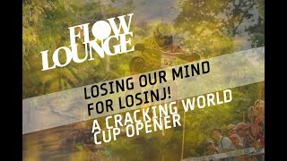 FLOW LOUNGE: World Cup DH 1 recap - Losing our minds for Losinj!