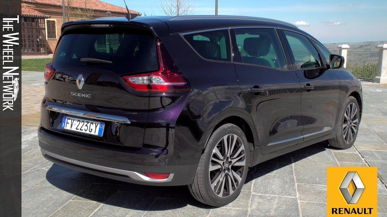 Renault Grand Scenic Bose Edition 2019
