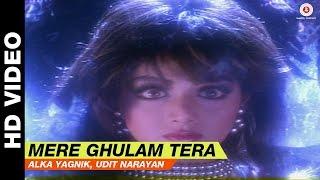 Mere Ghulam Tera - Laadla   Alka Yagnik, Udit Narayan   Anil Kapoor & Sridevi