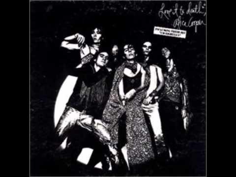 Alice Cooper - Ballad of Dwight Fry