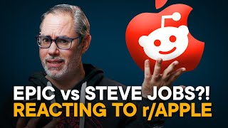iPhone 12 Leaks, Steve Jobs vs. Epic, Facebook Drama — Reacting to r/Apple!