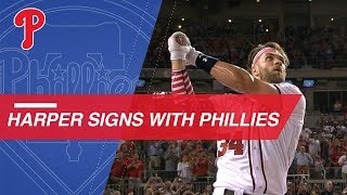 Harper enters free agency after 7 seasons with Nats