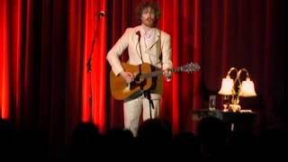 Josh Ritter - Girl In The War - 2/28/2007 - Swedish American Hall