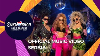 Hurricane - LOCO LOCO - Serbia 🇷🇸  - Official Music Video - Eurovision 2021