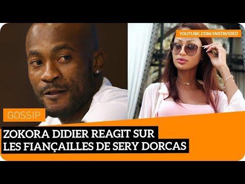 Zokora Didier réagit aux Fiançailles de Sery Dorcas