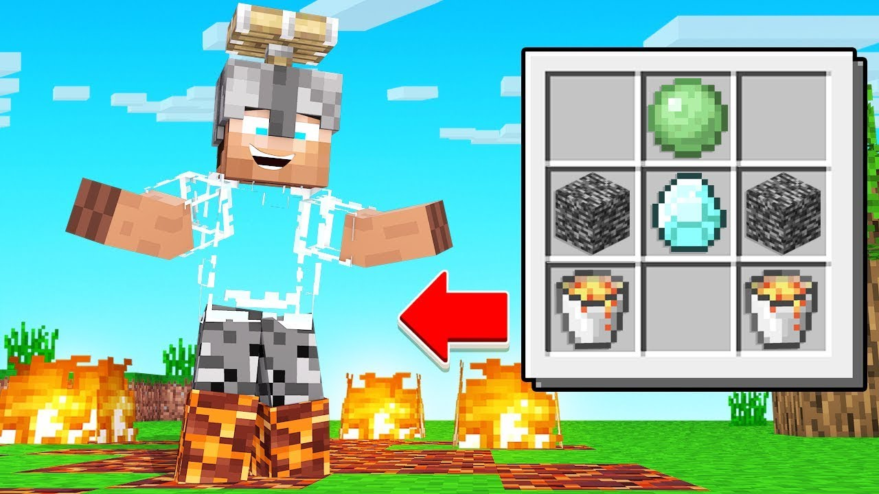 10 Craftable ARMORS That MINECRAFT Should Add! thumbnail