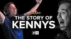 The Story of kennyS: The AWP Magician (CS:GO)