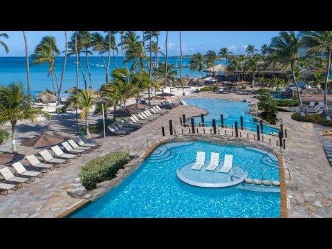 Holiday Inn Resort Aruba - Beach Resort & Casino 4k 2018