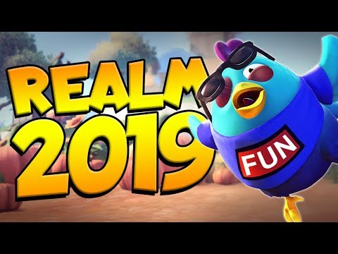 How FUN is Realm Royale in 2019?