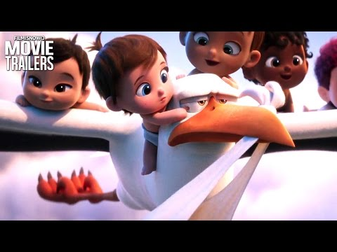 STORKS | New trailer is adorable and funny