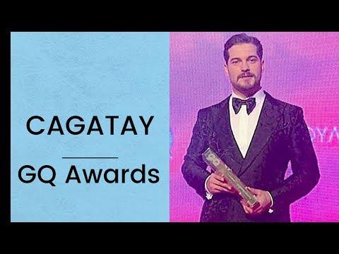 Cagatay Ulusoy ❖ Speaking English ❖ GQ Middle East ❖ Awards Ceremony ❖ English  ❖ 2019