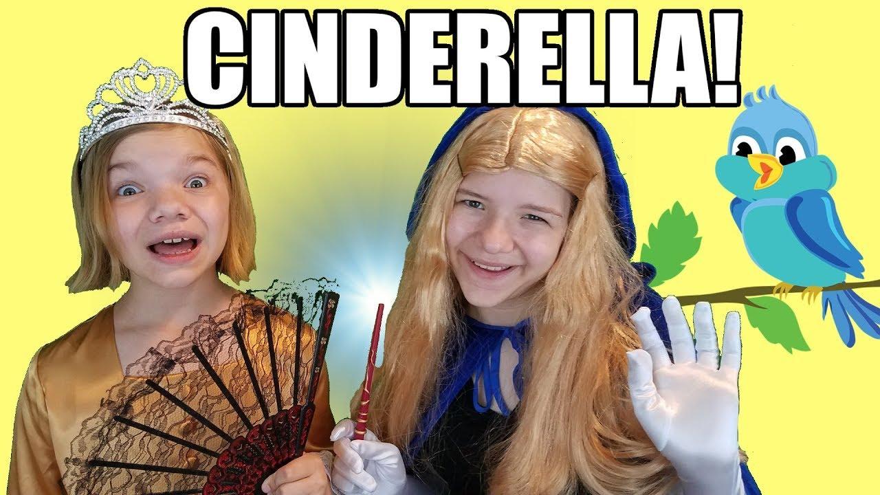 Download Cinderella!  A Babyteeth4 Mini Movie