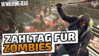 Zahltag für Zombies - ♠ OVERKILL's The Walking Dead #001 ♠ - Deutsch German - Dhalucard