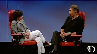 Larry Ellison Interview at D10 - All Things Digital Conference 2012 (Full Video)