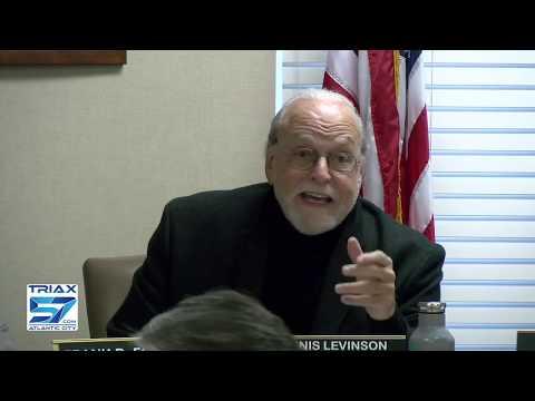 Atlantic County Freeholders Meeting 1-15-19