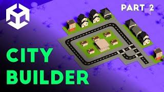 Unity 2020 Make a simple city builder 9 Road Model Fix p2