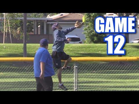 ROBBING HOMERS! | On-Season Softball Series | Game 12