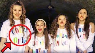 Haschak Sisters COLORS Top 10 Things YOU MISSED!  ft. Sierra, Gracie, Olivia, Madison