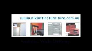 Niki Office Furniture, Delivers Australia Wide