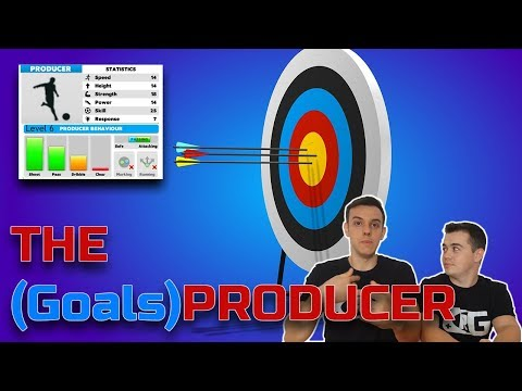E014 - CRG, Score! Match - Producer: Goal scoring machine in any arena. Never misses!