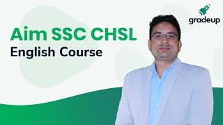 Aim SSC CHSL English Course