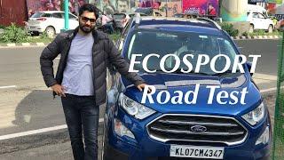 Ford ECOSPORT Titanium 2018 ROAD TEST