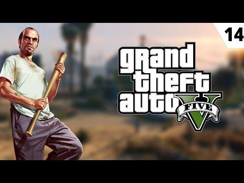 GTA 5 Xbox One (Svenska) EP14 - Trevor