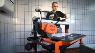 Fliesen Schneidemaschine TS200