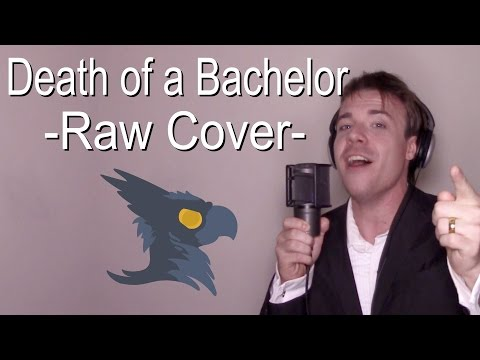Death of a Bachelor (NO AUTOTUNE) - Black Gryph0n Cover
