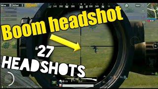 Boom Headshot and Spray montage