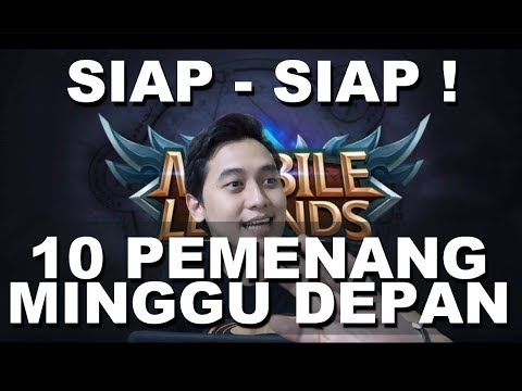 GIVEAWAY SKIN MOBILE LEGENDS PART 5 - KELVIN GAMING