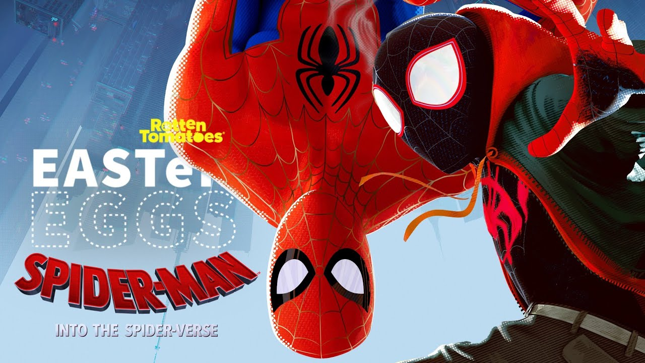 spider-man: into the spider-verse easter eggs & fun facts | rotten