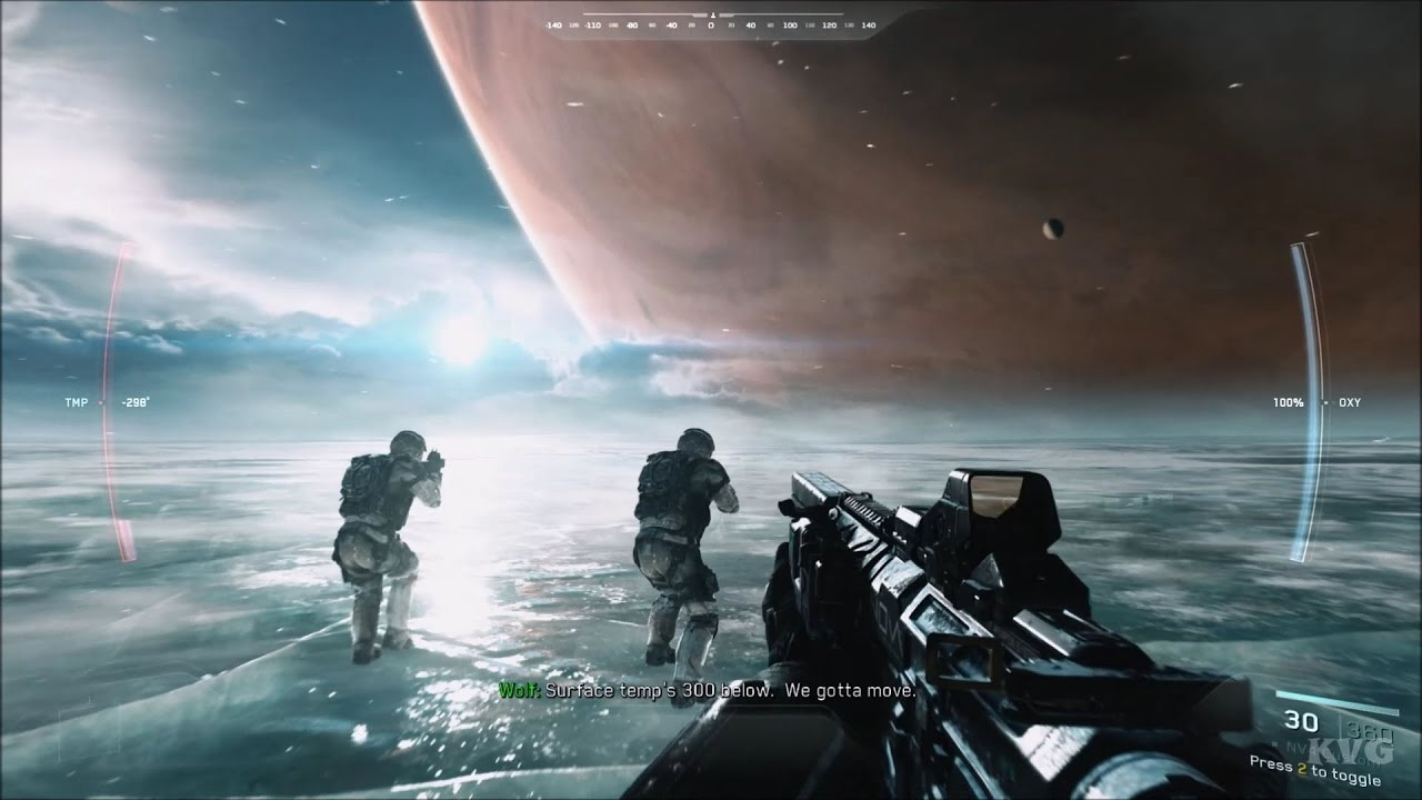 Call of Duty: Infinite Warfare Gameplay (PC HD) [1080p60FPS] - YouTube