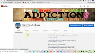 New Drug And Alchohol Treatment Program Teaches How To Start A Youtube Channel - Part 2