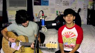 5 Seconds of Summer - Wherever You Are (Cover by Tyler and Ryan Falcoa)