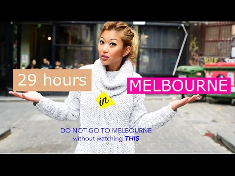 Do Not Go to Melbourne without Watching THIS