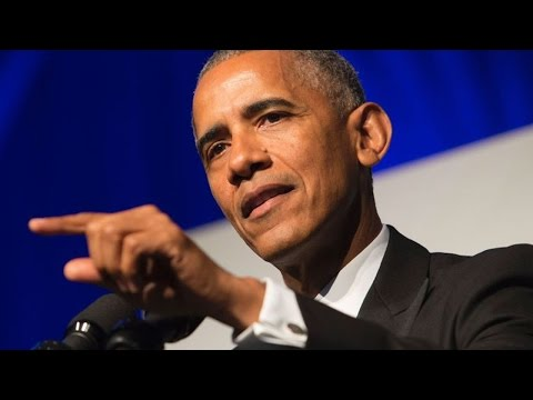 Ajamu Baraka: Don't Listen to Obama, Vote Green Party For The People!