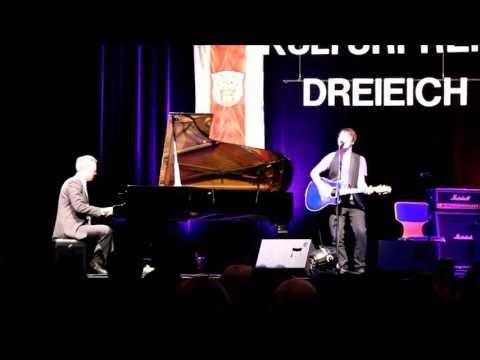 Klaus Cutik & Jonas Fisch - Happy Day (Live bei der Kulturpreisverleihung der Stadt Dreieich)