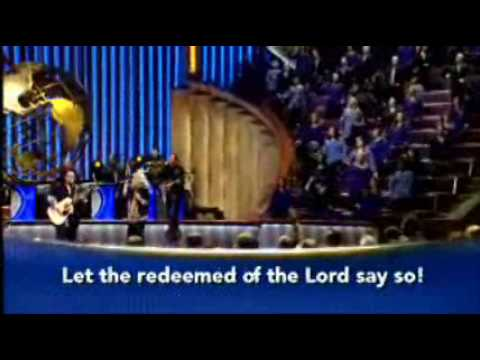 Israel Houghton: Let the Redeemed