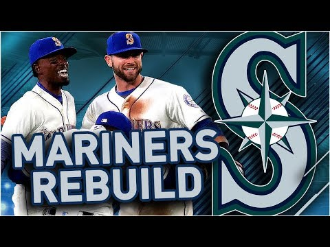 SEATTLE MARINERS REBUILD | MLB the Show 18 Franchise Rebuild