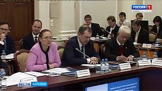 Госкомиссия по подготовке к 100-летию Карелии обсудила планы строительства крупных объектов
